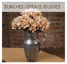 Bunches/Sprays/Bushes