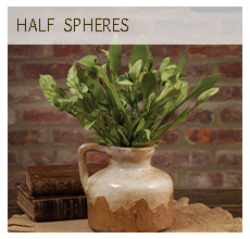Half Spheres