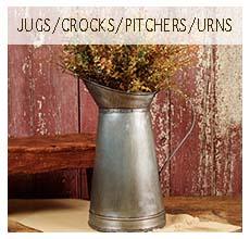 Jugs/Urns/Pitchers/Crocks