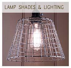 Lamp Shades & Lighting