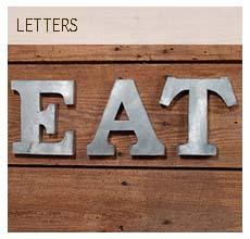 Letters/Symbols