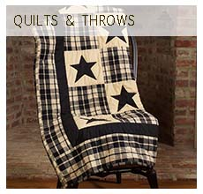 Pillows/Quilts/Throws