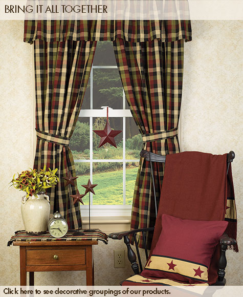 Country curtains hunt valley