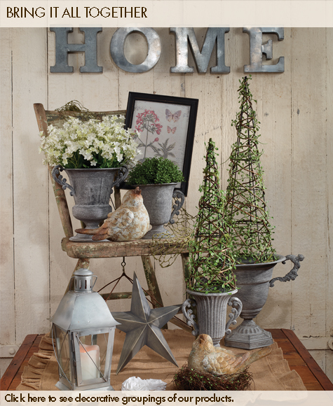 Country Home Decor Catalogs: Primitive Decor Catalog Request