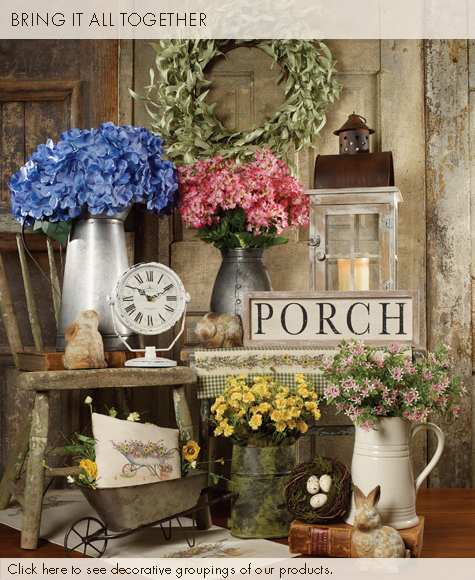 Home Decor Online Shop: The Country House Online Store