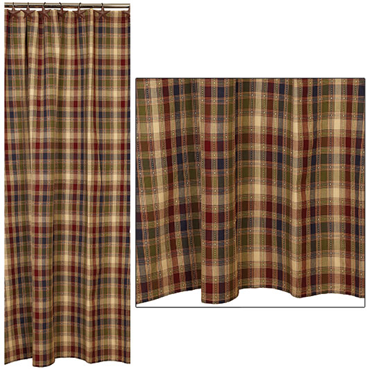 Country Home Shower Curtains