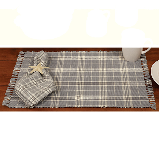 Vintage Red Truck Christmas Placemats.The Country House Online Store